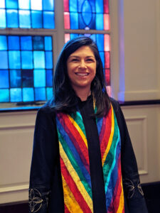 Pastor Kat Kimmel